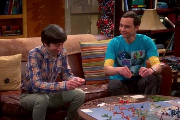 Titulky k The Big Bang Theory S07E17 - The Friendship Turbulence
