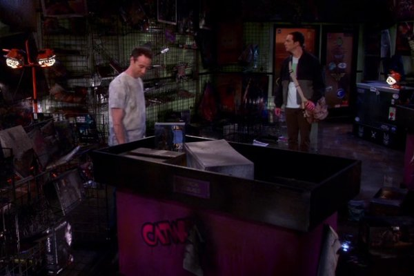 Titulky k The Big Bang Theory S07E24 - The Status Quo Combustion