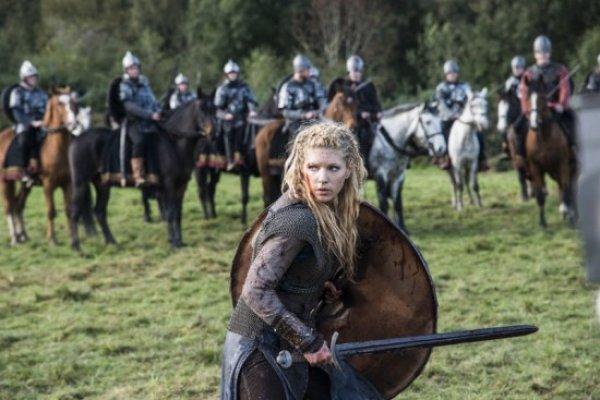Titulky k Vikings S02E09 - The Choice