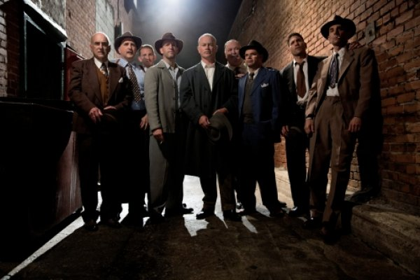 Titulky k Mob City S01E06 - Stay Down