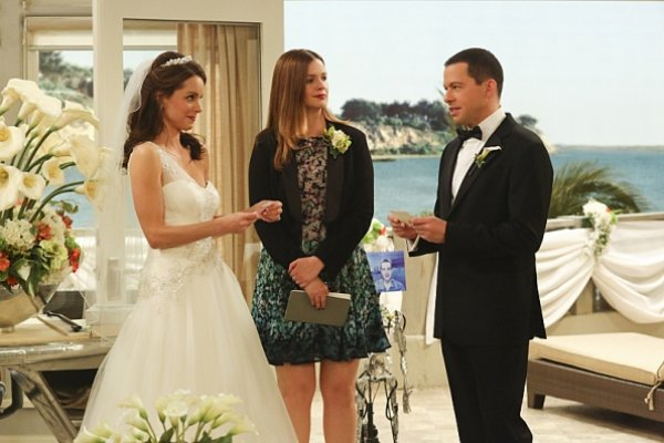 Titulky k Two and a Half Men S11E22 - Oh WALD-E, Good Times Ahead