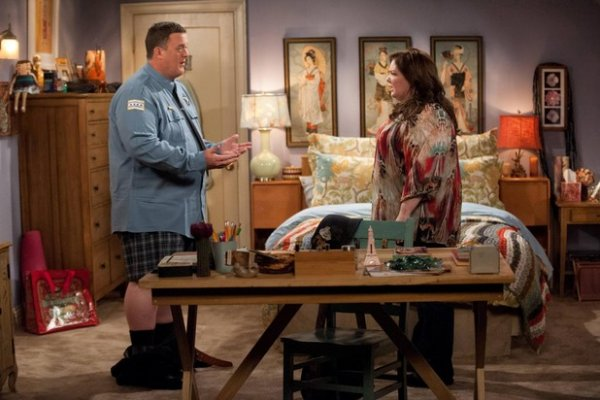 Titulky k Mike and Molly S03E04 - Molly in the Middle