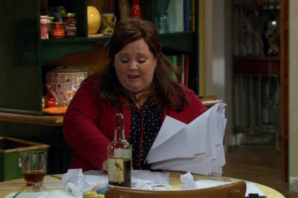 Titulky k Mike and Molly S04E08 - What Molly Hath Wrought