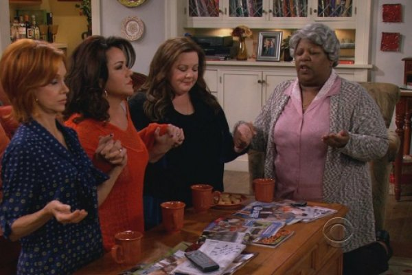 Titulky k Mike and Molly S04E17 - McMillan and Mom