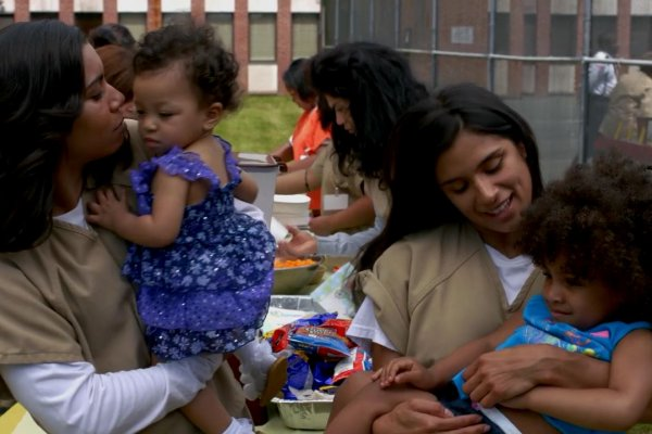 Titulky k Orange Is the New Black S03E01 - Mother's Day