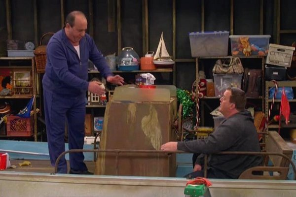 Titulky k Mike and Molly S06E08 - The Wreck of the Vincent Moranto