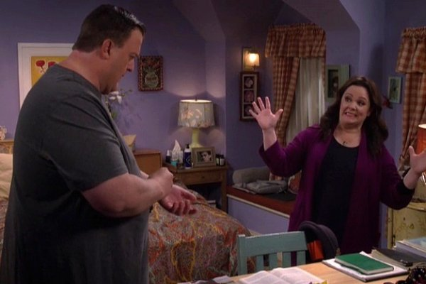 Titulky k Mike and Molly S06E09 - Baby, Please Don't Go
