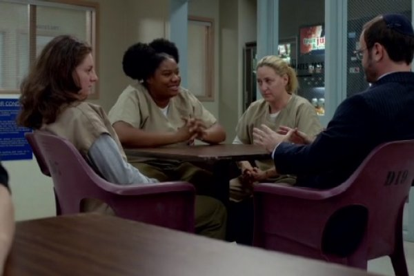 Titulky k Orange Is the New Black S03E13 - Trust No Bitch