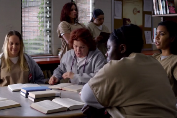 Titulky k Orange Is the New Black S04E12 - The Animals