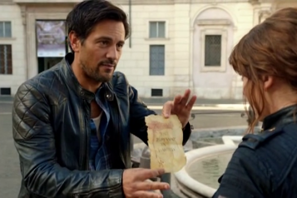 Titulky k Hooten & The Lady S01E02 - Rome