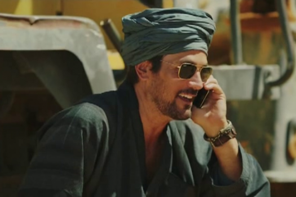 Titulky k Hooten & The Lady S01E03 - Egypt