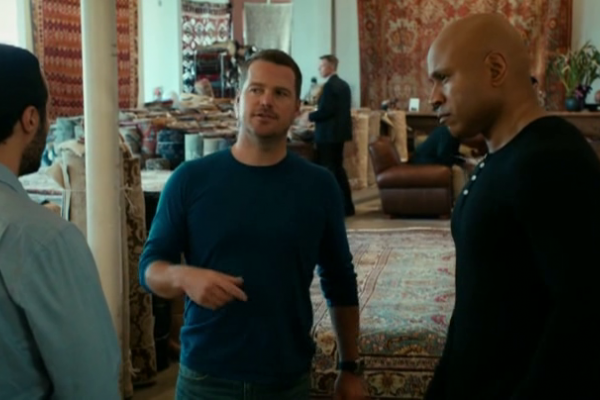 Titulky k NCIS: Los Angeles S08E03 - The Queen´s Gambit