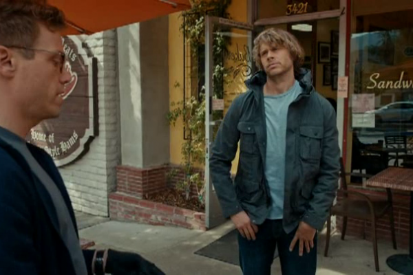 Titulky k NCIS: Los Angeles S08E09 - Glasnost