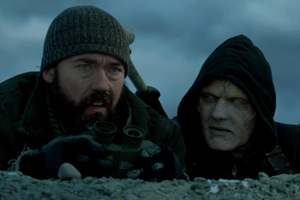 Titulky k The Strain S04E05 - Belly of the Beast