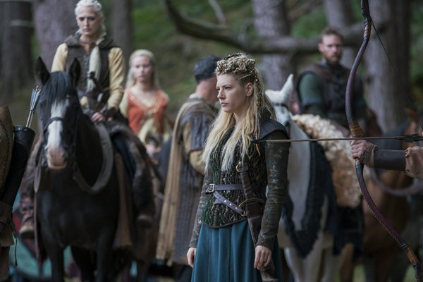 Titulky k Vikings S05E06 - The Message