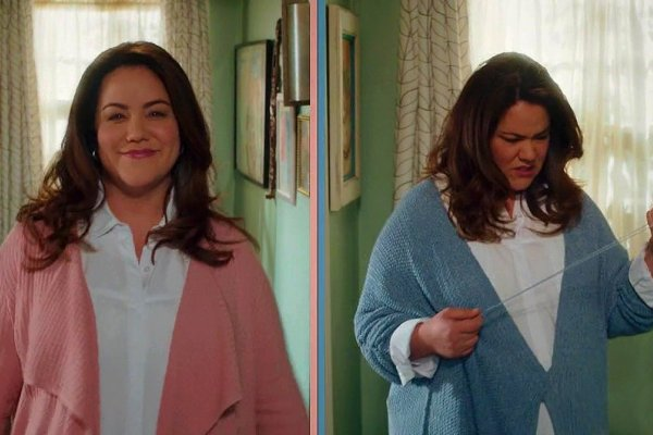 Titulky k American Housewife S02E22 - Sliding Sweaters