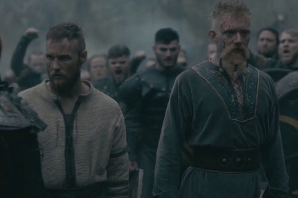 Titulky k Vikings S05E19 - What Happens in the Cave
