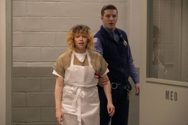Titulky k Orange Is the New Black S07E10 - The Thirteenth