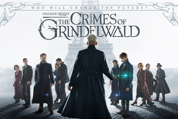Titulky k Fantastic Beasts: The Crimes of Grindelwald