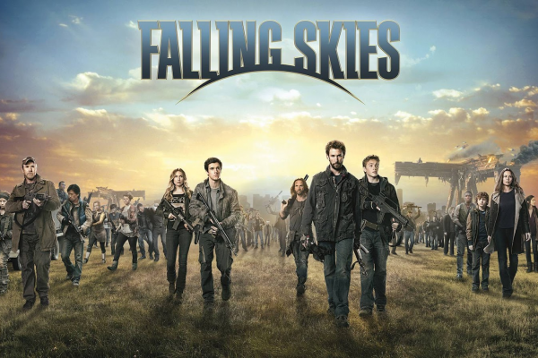 Titulky k Falling Skies S01E03 - Prisoner of War